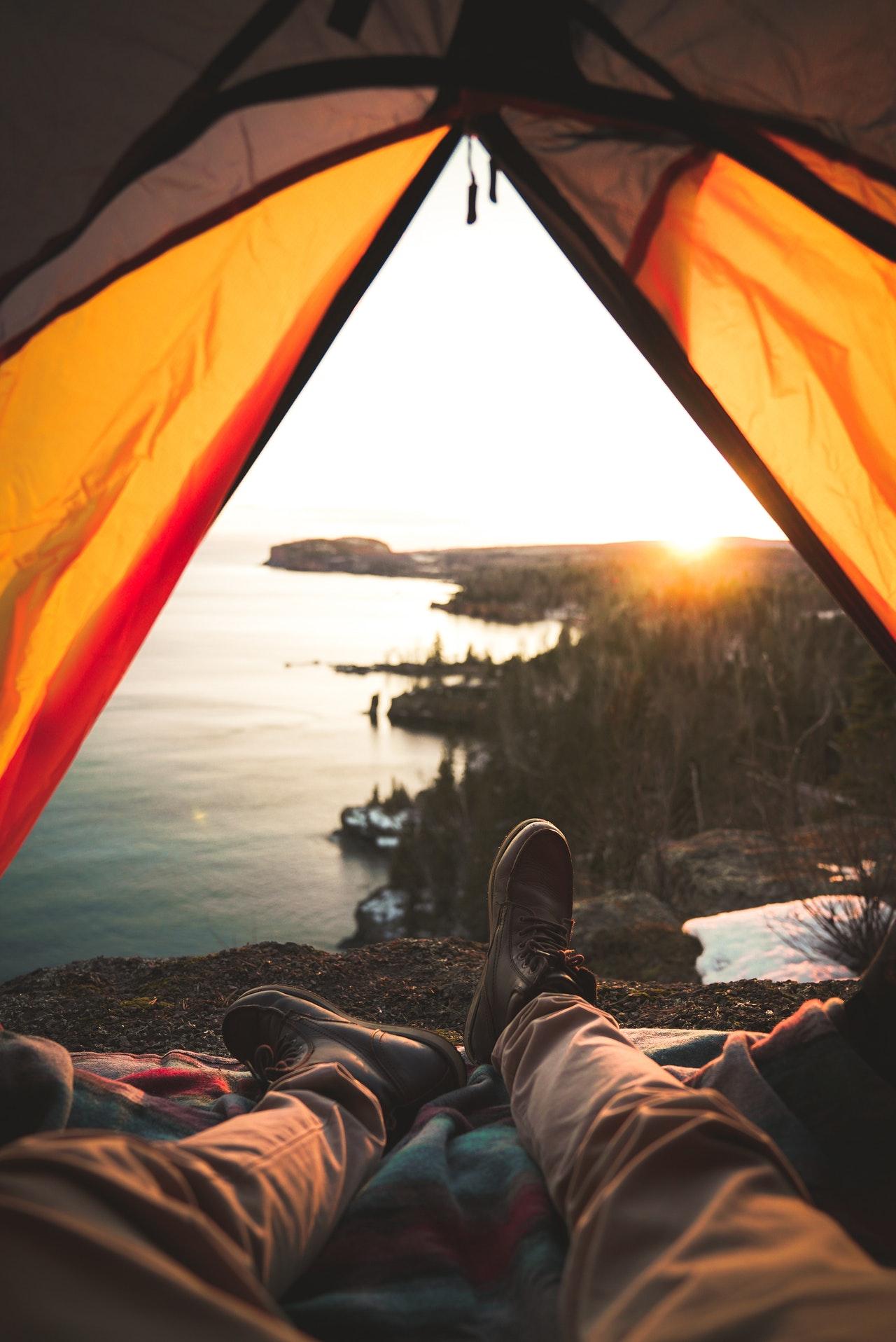 Ferie i Danmark? Prøv camping!